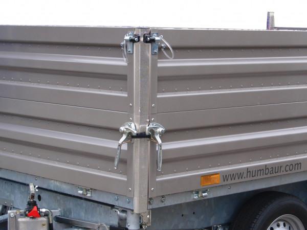Stahl-Bordwandaufsatz 350mm HTK ..31